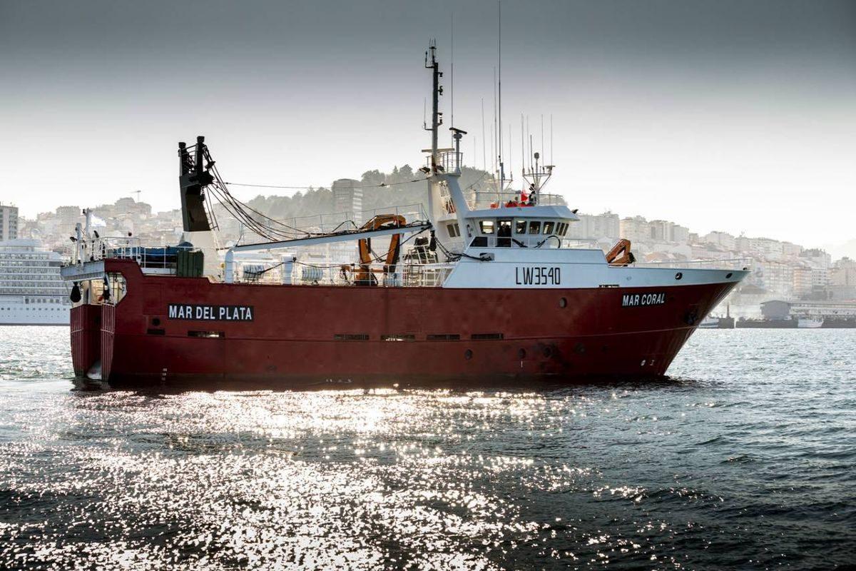 Mar Coral Trawler